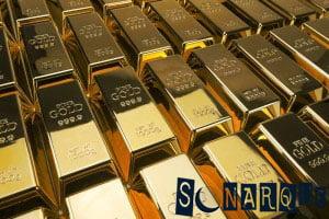 Soñando con una barra de oro