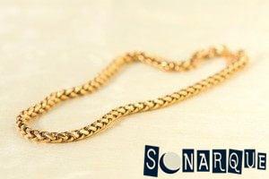 Soñando con un collar de oro