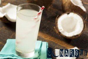 Soñando con agua de coco
