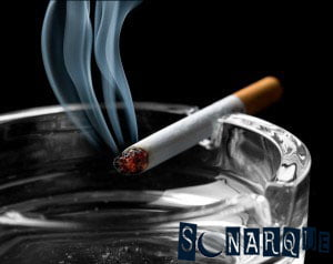 Soñando con un cigarrillo encendido