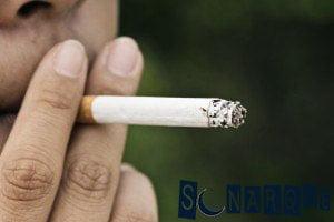 Soñar que fuma un cigarrillo