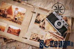 Soñar con un álbum de fotos