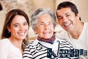 Soñando con una buena relación con la suegra