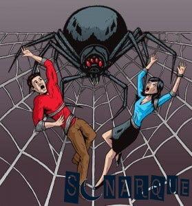 significado de soñar con una araña gigante