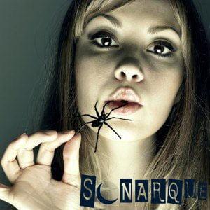 significado de soñar con una araña-comer araña