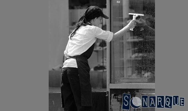 Cómo limpiar las ventanas