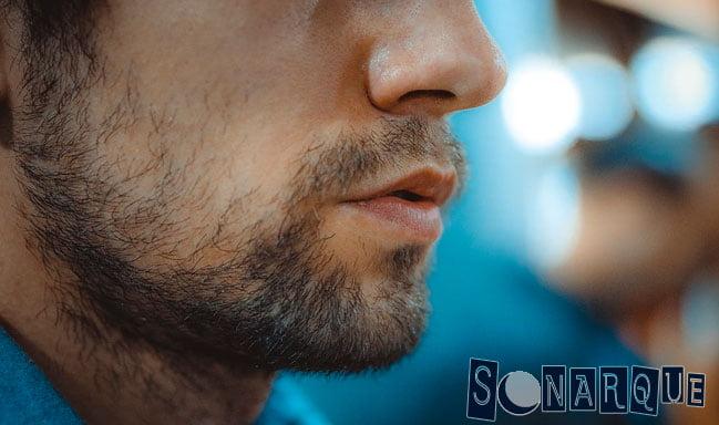 Deja que tu barba crezca