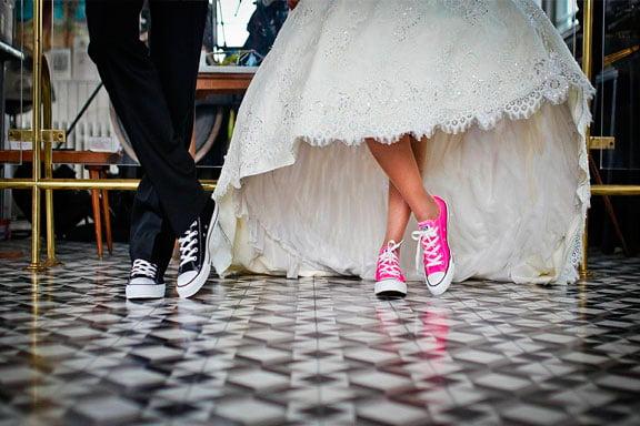 El sueño de un vestido de novia