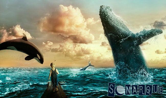Que significa soñar con peces gigantes