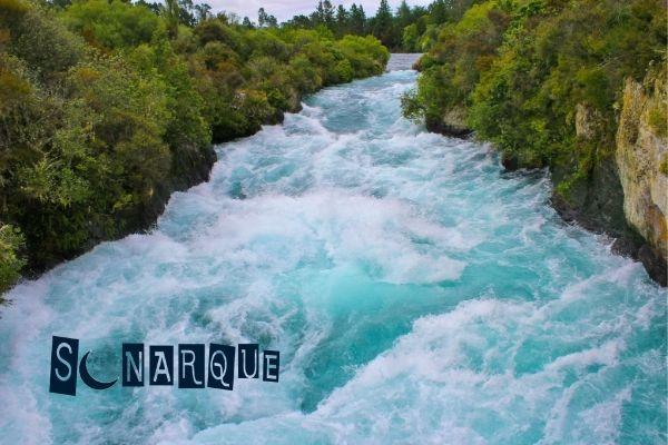 sueños con agua turbia