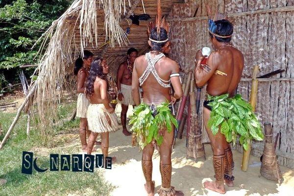 sueños con indios
