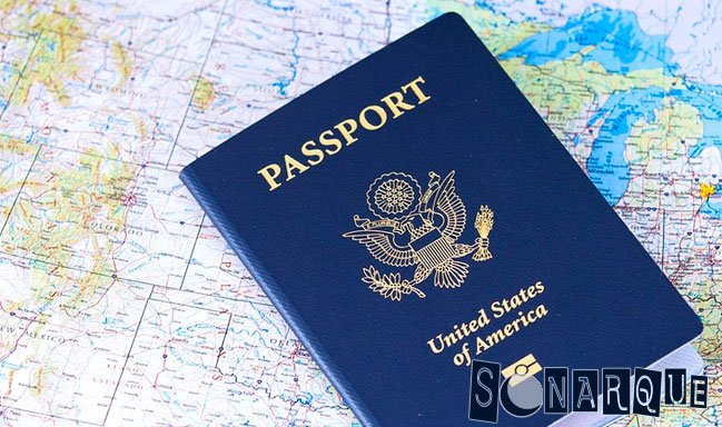 soñar con un pasaporte