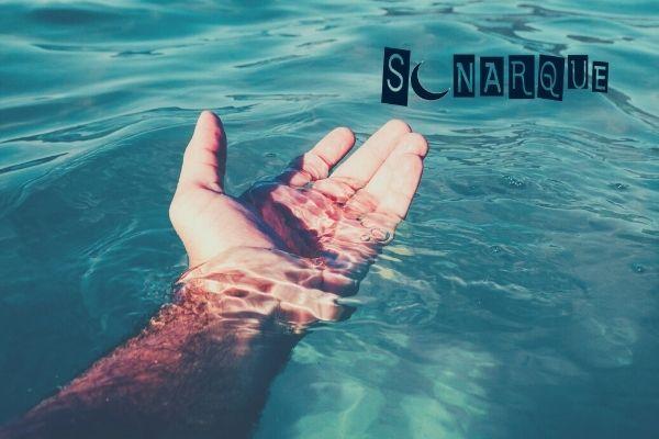 soñar con agua de mar